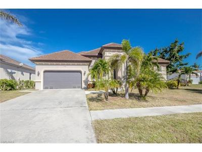 Marco Island Single Family Home For Sale: 1791 Waterfall Ct