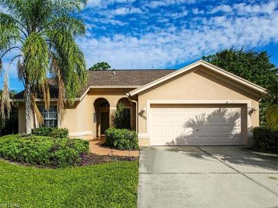 Estero Single Family Home For Sale: 22051 West Tree Dr