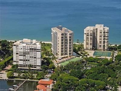 Condo/Townhouse Sold: 4041 Gulf Shore Blvd N #1407