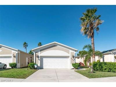 Naples Single Family Home For Sale: 8615 Ibis Cove Cir