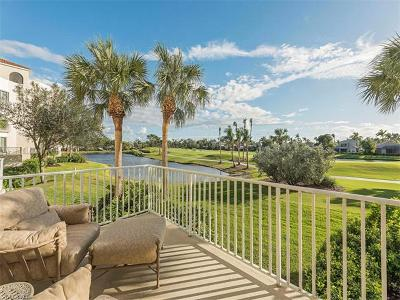 Naples FL Condo/Townhouse For Sale: $565,000