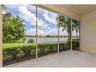 Naples Condo/Townhouse For Sale: 5997 Trophy Dr #1101