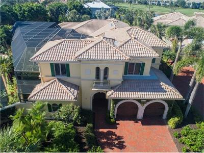 Naples FL Single Family Home For Sale: $1,550,000