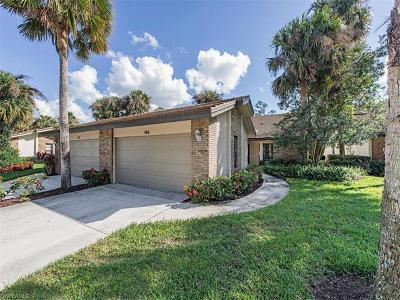 Naples FL Condo/Townhouse For Sale: $250,000