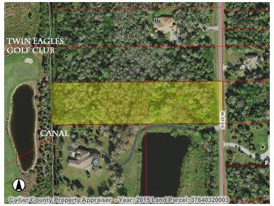 Collier County Residential Lots & Land For Sale: 2661 8th St NW