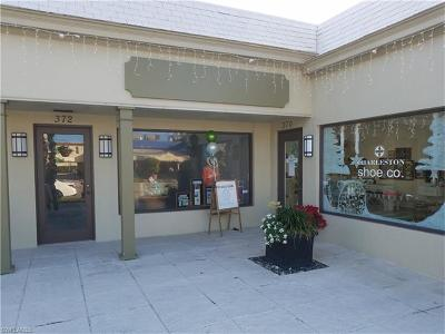 Naples Commercial For Sale: 372 13th Ave S