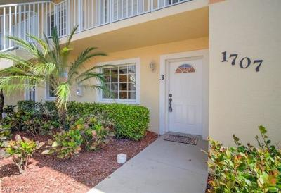 Naples Condo/Townhouse For Sale: 1707 Reuven Cir #2203
