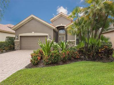 Bonita Springs Single Family Home For Sale: 23655 Via Carino Ln