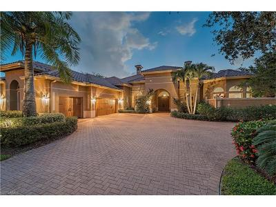 Naples FL Single Family Home For Sale: $1,499,000