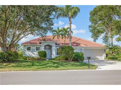 Single Family Home For Sale: 8943 Lely Island Cir