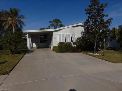 Goodland, Marco Island, Naples, Fort Myers, Lee Mobile/Manufactured For Sale: 157 Belle Isle Cir