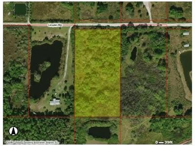 Naples Residential Lots & Land For Sale: 970 Limpkin Rd