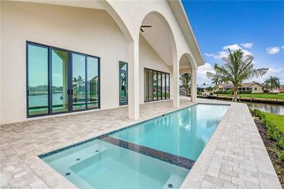 Marco Island Single Family Home For Sale: 968 N Barfield Dr