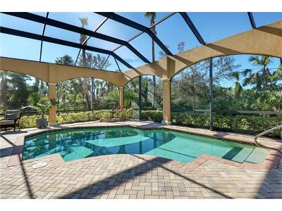 Naples Single Family Home For Sale: 3299 Hyacinth Dr