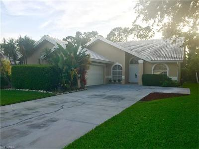 Naples Single Family Home For Sale: 812 Belville Blvd