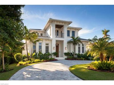 Naples Single Family Home For Sale: 770 9th Ave S