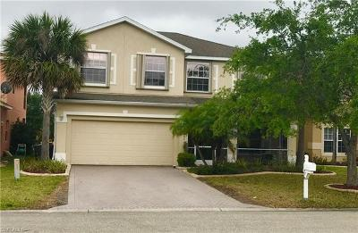 Lehigh Acres Single Family Home Pending With Contingencies: 8205 Silver Birch Way