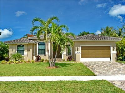 Marco Island Single Family Home For Sale: 354 Sand Hill St