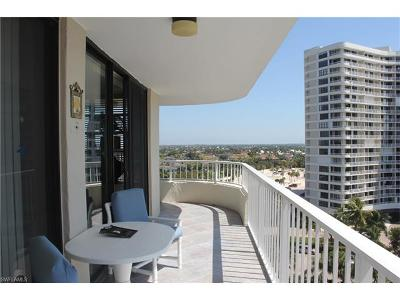 Marco Island Condo/Townhouse For Sale: 380 Seaview Ct #906