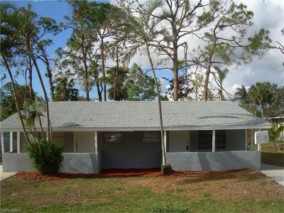 Goodland, Marco Island, Naples, Fort Myers, Lee Multi Family Home For Sale: 5225 Caldwell St