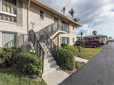 Naples Condo/Townhouse For Sale: 255 Palm Dr #255-1