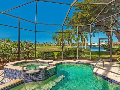 Naples Single Family Home For Sale: 2691 Firebush Ln