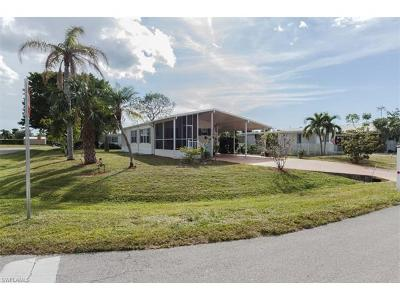 Goodland, Marco Island, Naples, Fort Myers, Lee Mobile/Manufactured For Sale: 524 Menton Ln
