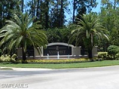 Naples Condo/Townhouse For Sale: 8217 Parkstone Pl #1-106