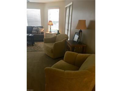Estero Condo/Townhouse For Sale: 4150 Ashcroft Ct #411