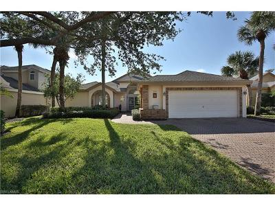 Naples Single Family Home For Sale: 530 Cormorant Cv