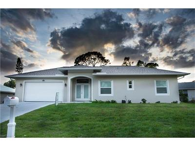 Fort Myers Single Family Home For Sale: 18440 Quince Rd