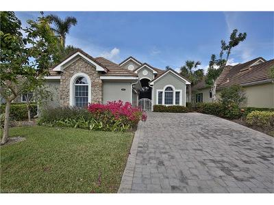 Naples Single Family Home For Sale: 8435 Mallards Way