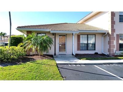 Marco Island Condo/Townhouse Pending With Contingencies: 1345 Delbrook S #G-1