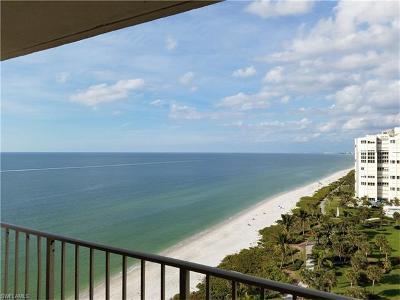 Condo/Townhouse Sold: 4005 Gulf Shore Blvd N #1407