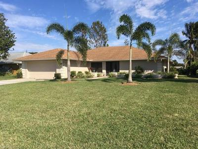 Naples Single Family Home For Sale: 9673 Campbell Cir