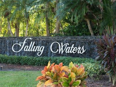 Collier County Condo/Townhouse For Sale: 2405 Hidden Lake Dr #1