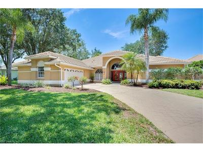 Fort Myers Single Family Home For Sale: 11330 Bent Pine Dr