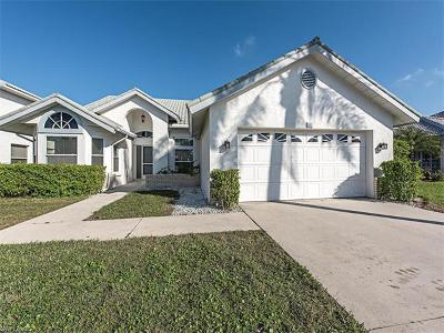 Collier County Single Family Home For Sale: 206 Saint James Way