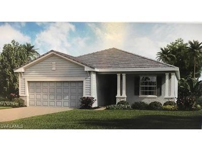 Bonita Landing Single Family Home Sold: 16140 Bonita Landing Cir