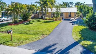 Naples Single Family Home For Sale: 1136 Frank Whiteman Blvd