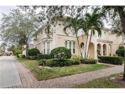 Island Walk Condo/Townhouse Pending With Contingencies: 6304 Towncenter Cir