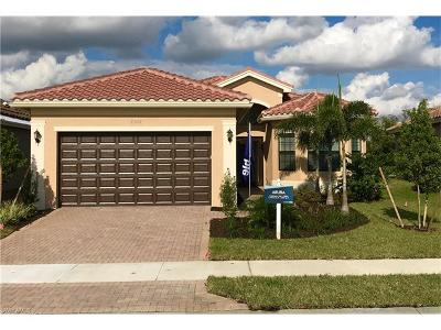 Fort Myers Single Family Home For Sale: 11572 Stonecreek Cir