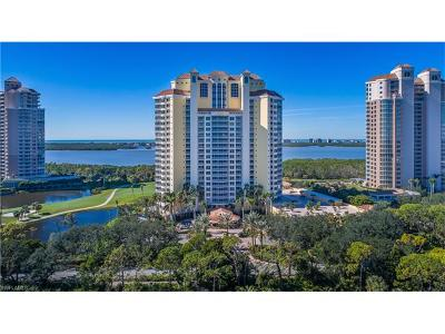 Bonita Springs Condo/Townhouse For Sale: 4751 Bonita Bay Blvd #1605