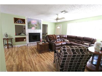 Naples Single Family Home For Sale: 420 31st St SW
