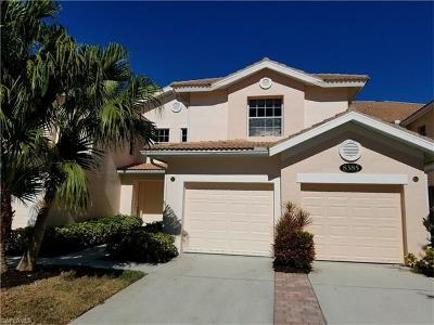 Naples Condo/Townhouse For Sale: 8385 Whisper Trace Ln #N-203