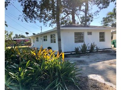 Goodland, Marco Island, Naples, Fort Myers, Lee Multi Family Home For Sale: 2818 Shoreview Dr