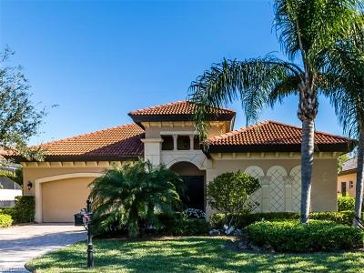 Estero Single Family Home For Sale: 12541 Grandezza Cir