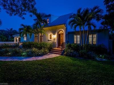 Naples Single Family Home For Sale: 486 3rd Ave N