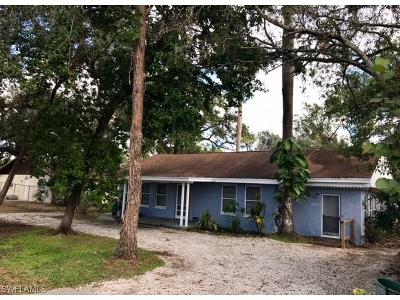 Goodland, Marco Island, Naples, Fort Myers, Lee Multi Family Home For Sale: 3221 Broadway