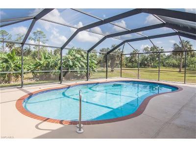 Naples Single Family Home For Sale: 2220 20th Ave NE